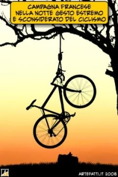 Artefatti ciclismo