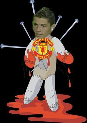 Ronaldo pupazzetto