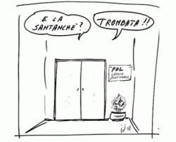 Vignetta Santanché