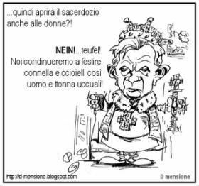Vignetta Ratzinger