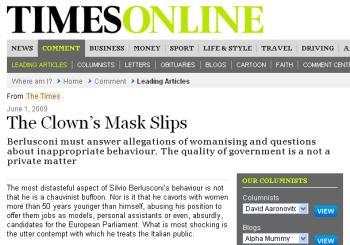 Berlusconi Times