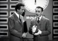 Mike Bongiorno con Totò