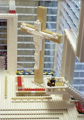 Chiesa Lego