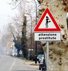 Attenzione prostitute!