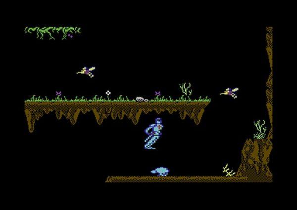 Camelot Warriors C64