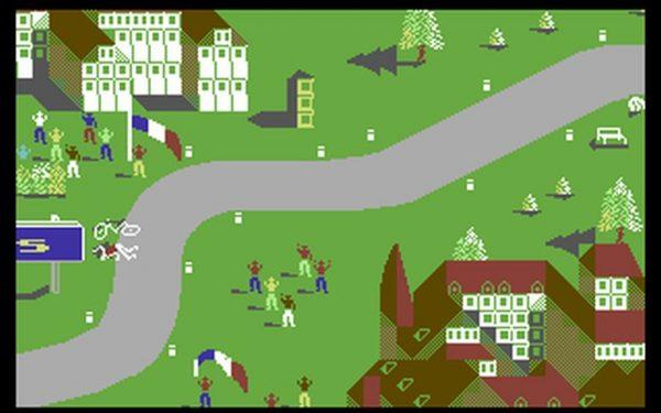 Tour de France C64