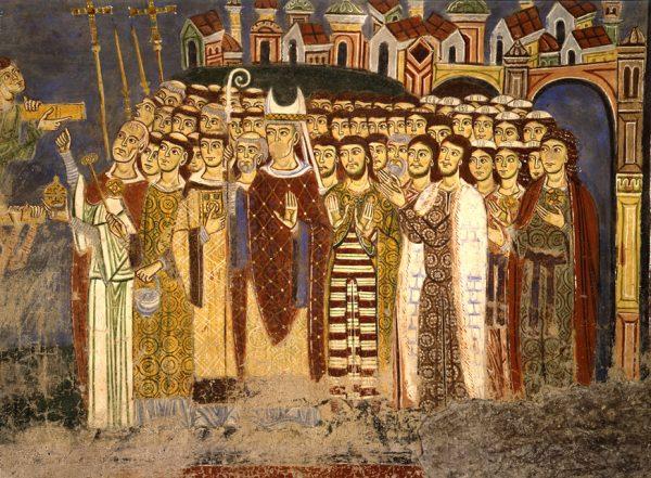 Anagni, cripta di San Magno