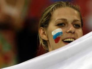 Russia contro Spagna