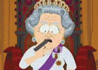 South Park Regina Elisabetta