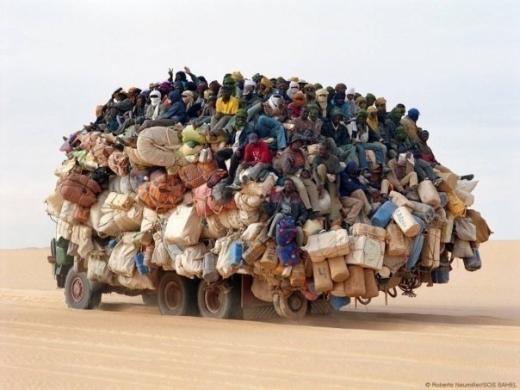 Libia respingimento