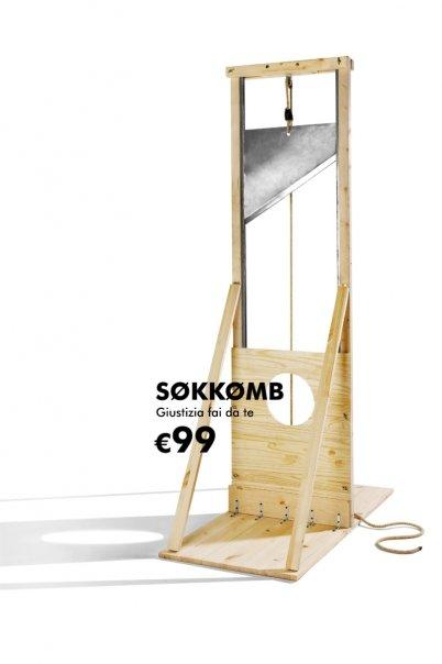 Ghigliottina Ikea