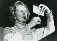 Thatcher sterlina